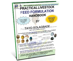 FREE Chapter from Tayo Solagbade's Livestock Feed Formulation Handbook