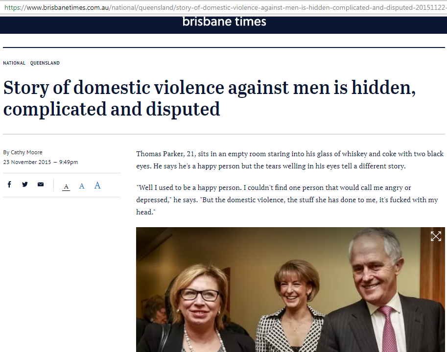 dvam-brisbane-news-article