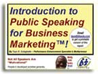 FREE PDF Download - Introduction To Public Speaking For Business Marketing (PDF) - www.tayosolagbade.com (formerly www.spontaneousdevelopment.com)