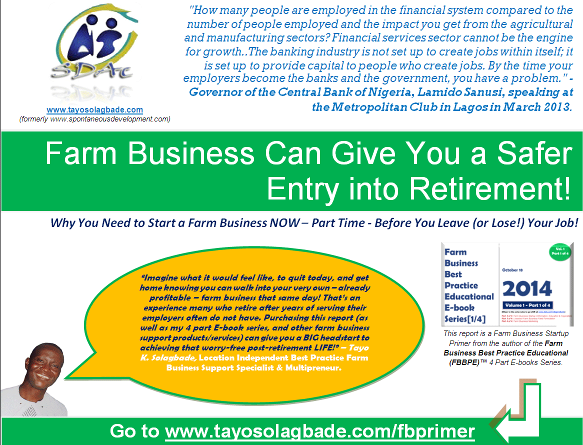 If you came looking for my PDF Farm Business Startup primer shown below click here to submit a  request for details of how to purchase it.
