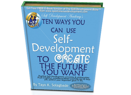 Ten Ways Self-Development Bible