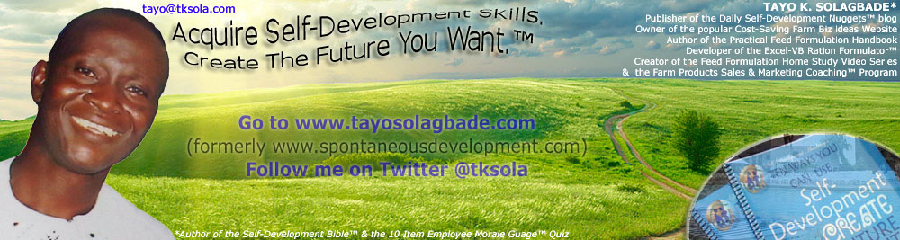 Click now to visit TayoSolagbade.com